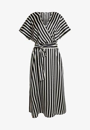 DANUTA - Korte jurk - black