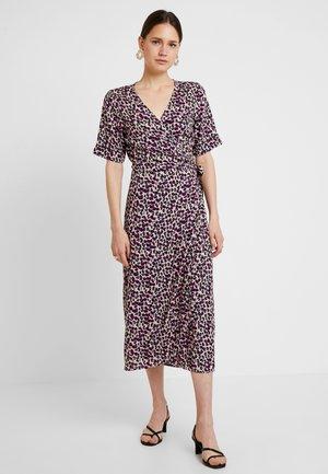 ADISA - Długa sukienka - fushsia