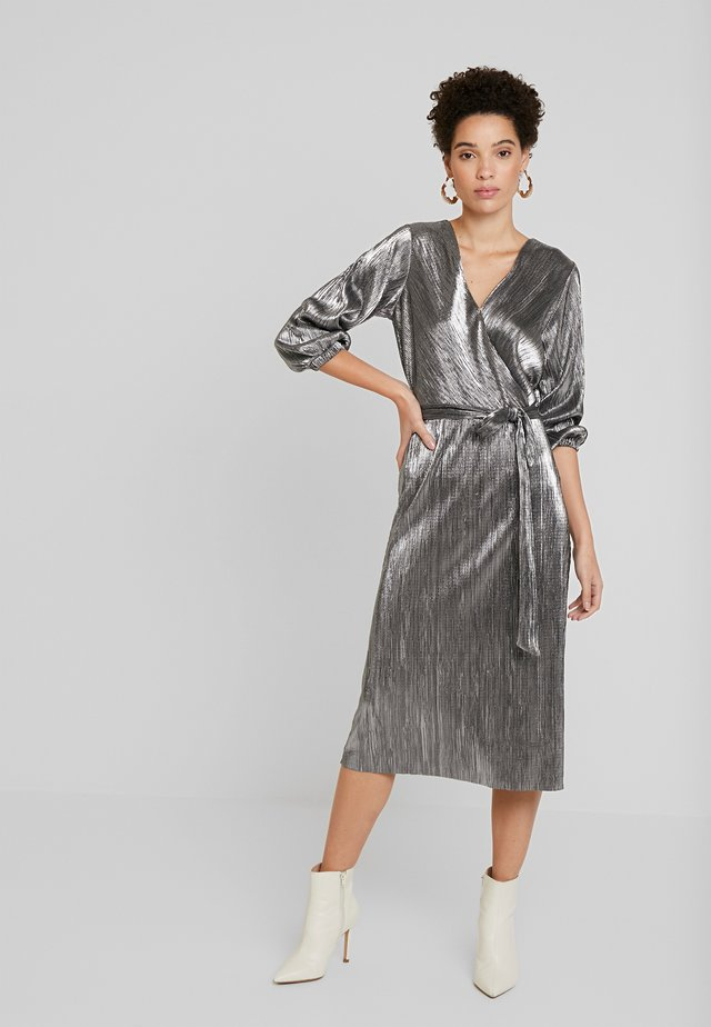 CATHIE - Cocktail dress / Party dress - silver