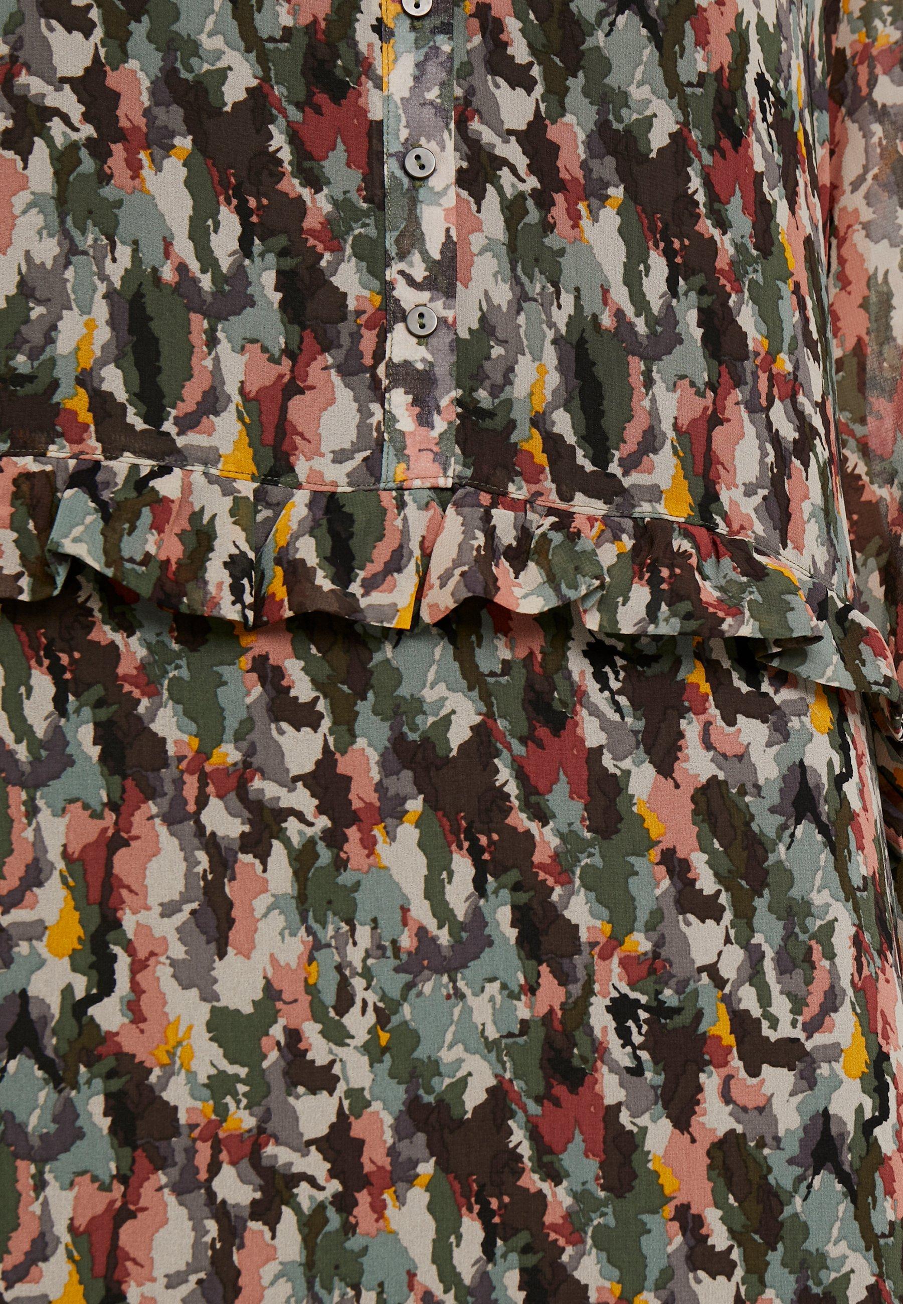 Soyaconcept ELLA - Sukienka letnia - multicoloured