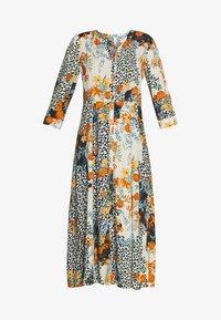 Soyaconcept - GAIGA - Maxi šaty - dark orange - 5
