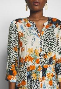 Soyaconcept - GAIGA - Maxi šaty - dark orange - 4