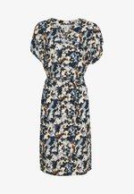 SC-KALIMA 2 - Korte jurk - dusty blue