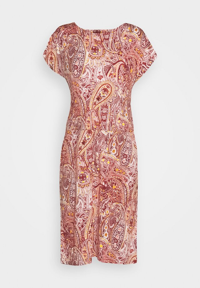 MARICA - Vestido ligero - syrah
