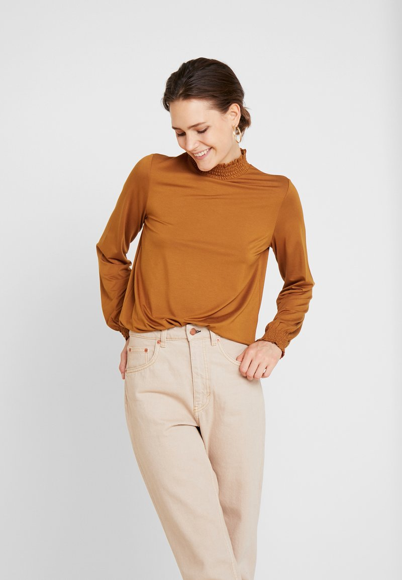 Soyaconcept - MARICA - Long sleeved top - sugar cane