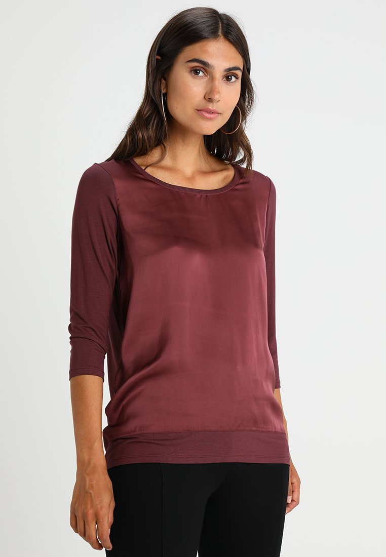 Soyaconcept - THILDE - Bluse - ruby