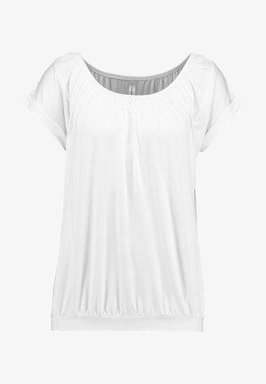 MARICA - T-shirt basique - offwhite