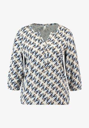 FELICITY - Langærmede T-shirts - powder blue combi