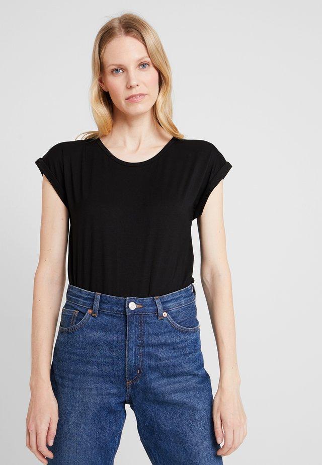 MARICA - T-shirts med print - black