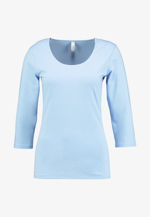 PYLLE - Camiseta de manga larga - cristal blue