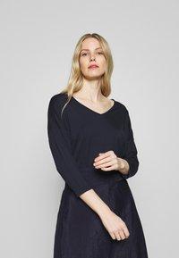 Soyaconcept - MARICA - Maglietta a manica lunga - navy - 0