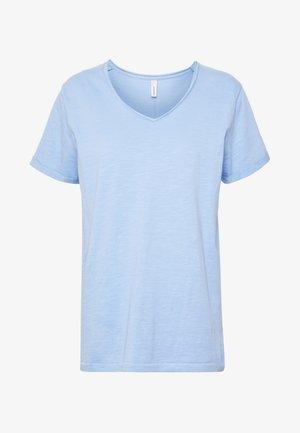 BABETTE - T-shirt basic - cristal blue