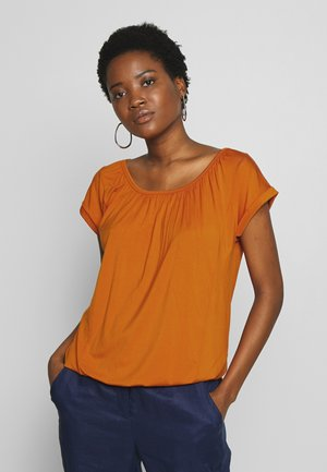 MARICA  - Basic T-shirt - dark orange