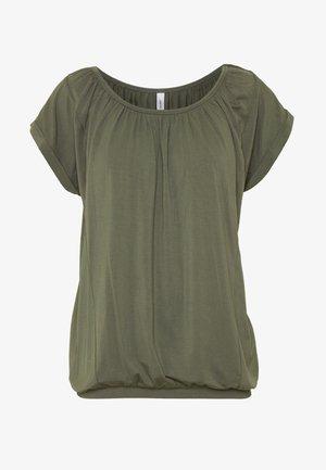 MARICA  - Basic T-shirt - army