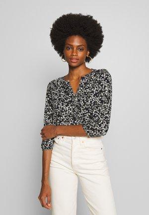 FELICITY - Long sleeved top - black combi