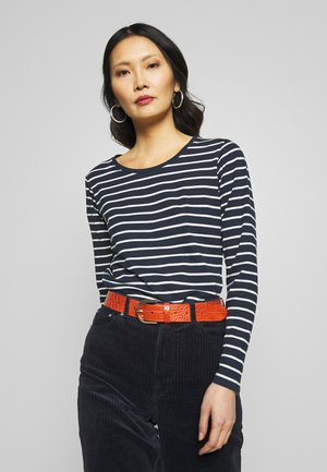 SC GISA  - Long sleeved top - navy combi