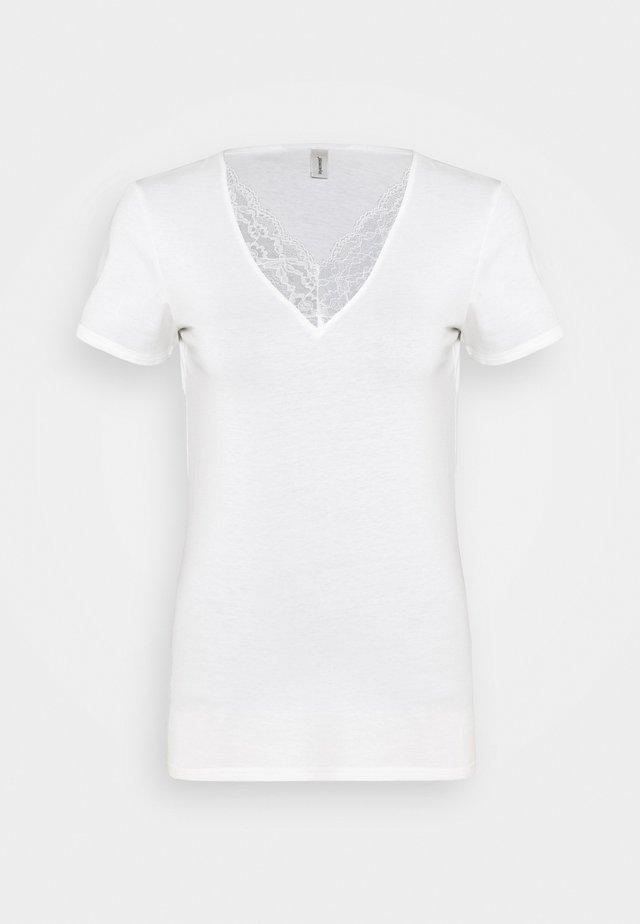 SC-PYLLE 237 - T-Shirt print - off white