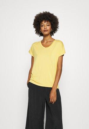MARICA  - T-shirt basic - yellow