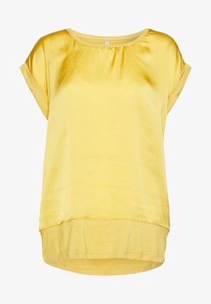 SC-THILDE - Blouse - yellow
