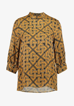 CELENE - Blouse - golden brown combi