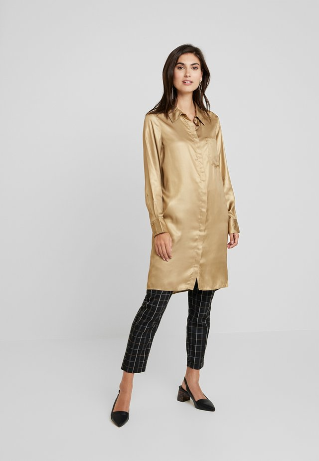 CANDIE - Bluse - gold combi