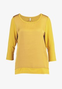 Soyaconcept - THILDE - Blouse - honey yellow - 4