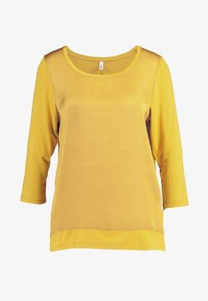 THILDE - Bluser - honey yellow