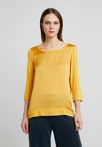 Soyaconcept - THILDE - Blouse - honey yellow - 0
