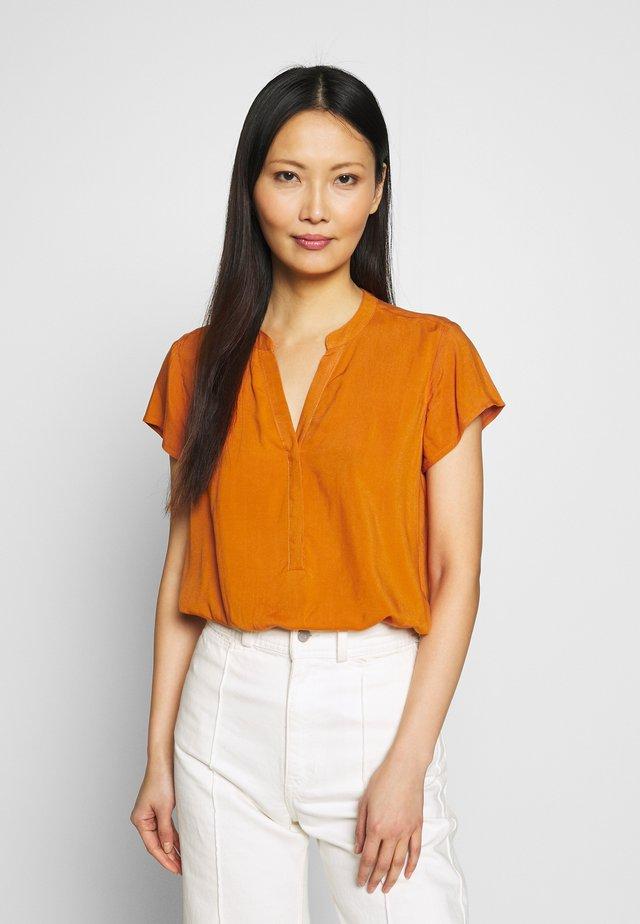 RADIA - Bluse -  dark orange