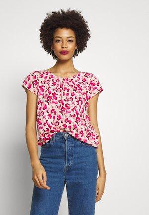 SCGLADIS - Blouse - pink bloom combi