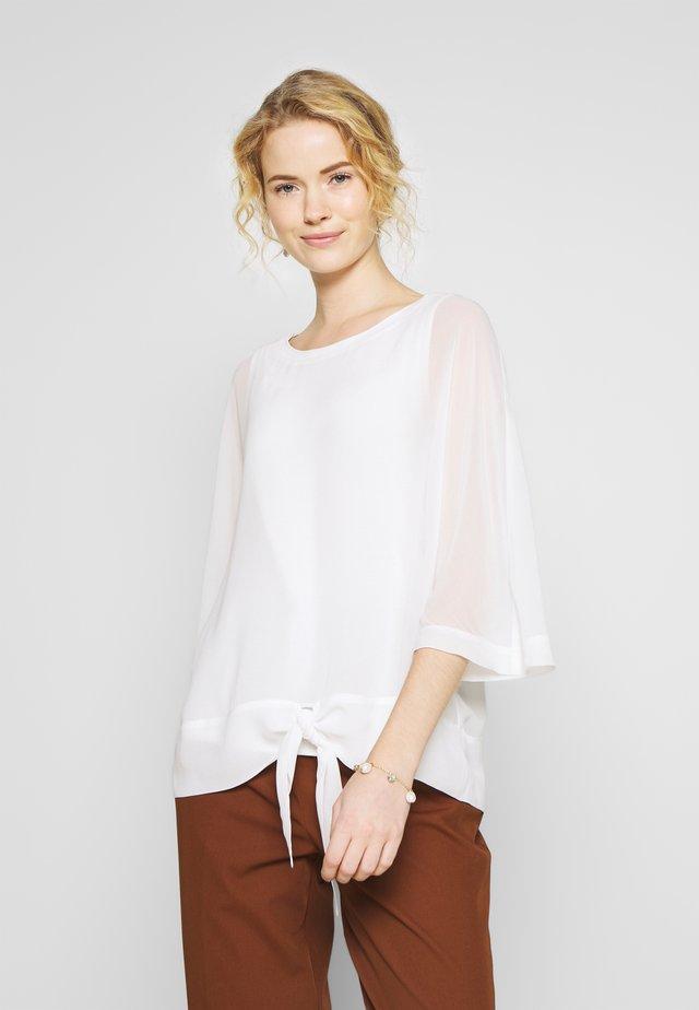 ODINA - Bluse - offwhite