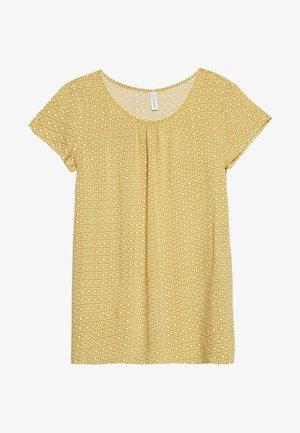 IGGY - Blouse - yellow