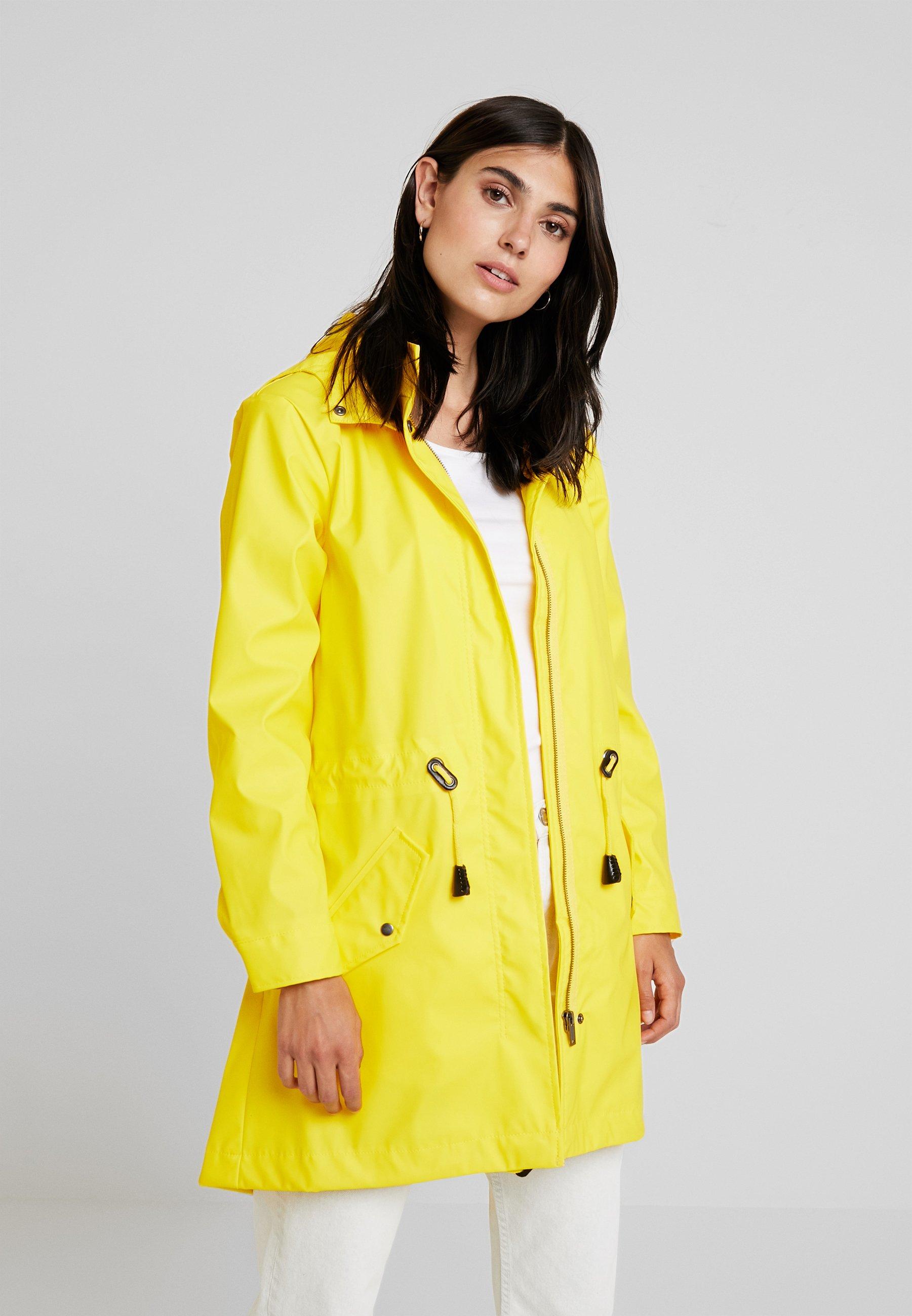 Soyaconcept Alexa - Parka Bright Yellow 6JFVlyfO