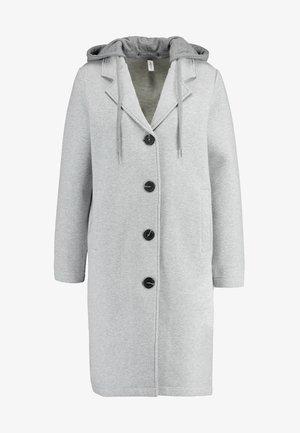 Mantel - grey melange