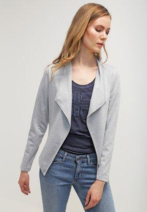 DENA SOLID - Blazer - light grey melange