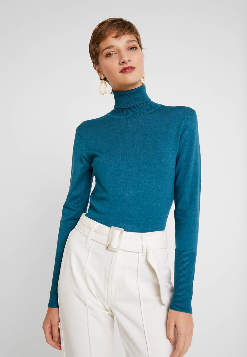 Soyaconcept - DOLLIE - Pullover - deep green