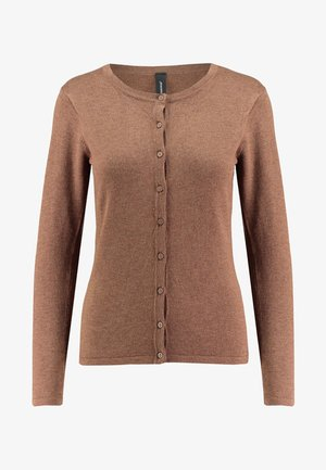 DOLLIE - Cardigan - brown
