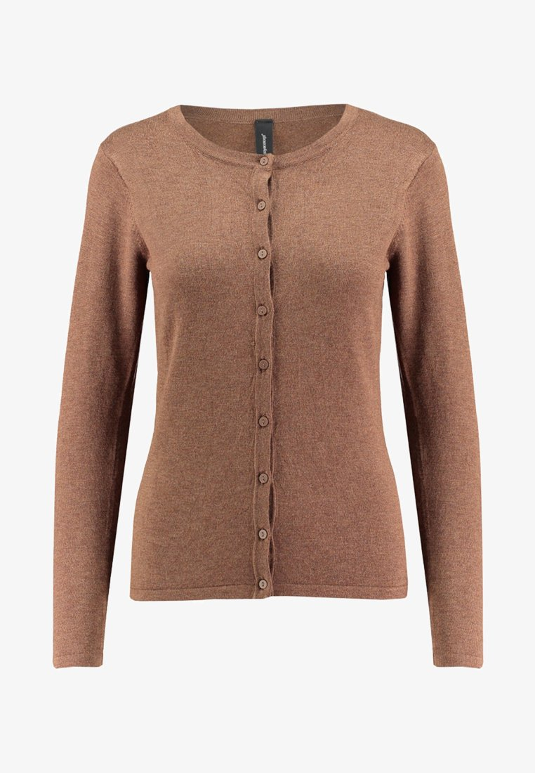 Soyaconcept - DOLLIE - Cardigan - brown