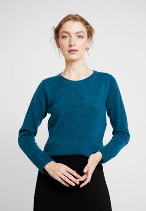NESSIE - Sweter - deep green