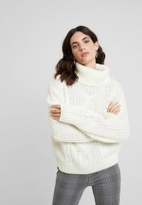 Soyaconcept - PENNY  - Trui - offwhite - 0