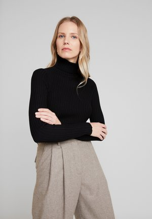 DOLLIE - Sweter - black
