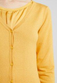 Soyaconcept - DOLLIE - Cardigan - honey yellow - 5