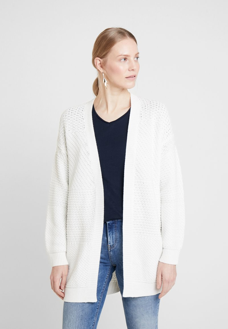 Soyaconcept - REMONE - Cardigan - offwhite