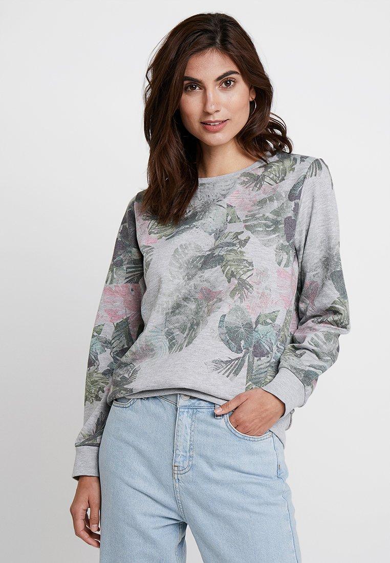 Soyaconcept - Sweatshirt - light grey melange