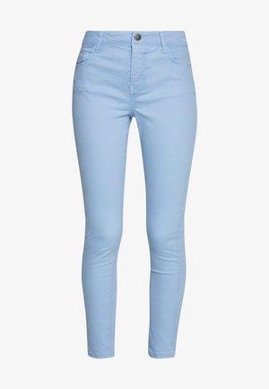 ERNA PATRIZIA - Skinny-Farkut - cristal blue