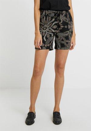 VENUS - Shorts - black combi