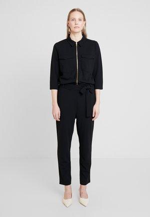 MASCHA - Overall / Jumpsuit /Buksedragter -  black
