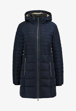 NINA - Zimní kabát - navy