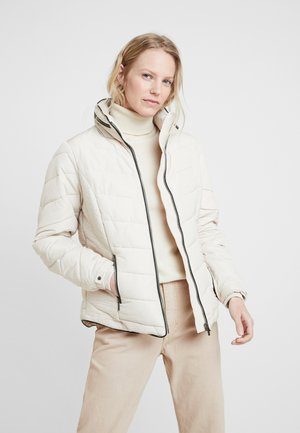 NINA - Light jacket - sand