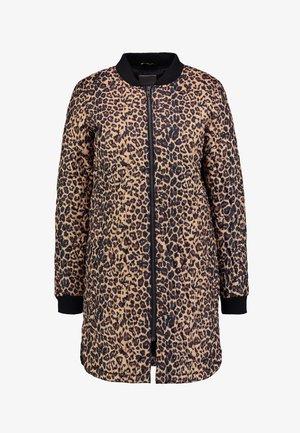 FENYA - Krátký kabát - black combi